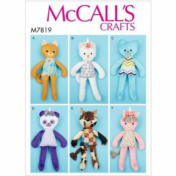 McCalls pattern M7819