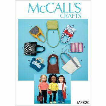 McCalls pattern M7820