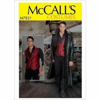 McCalls pattern M7821