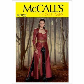 McCalls pattern M7822