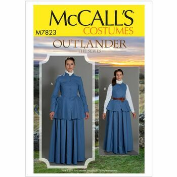 McCalls pattern M7823