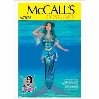 McCalls pattern M7825