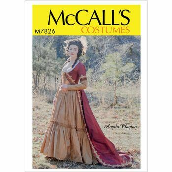 McCalls pattern M7826