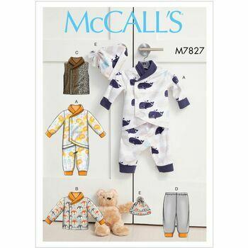 McCalls pattern M7827