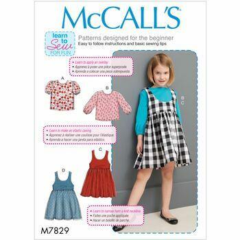 McCalls pattern M7829