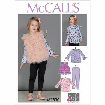 McCalls pattern M7830