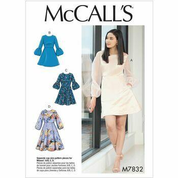 McCalls pattern M7832
