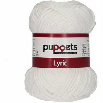 Puppets: Lyric No. 8: 50g (70m): White