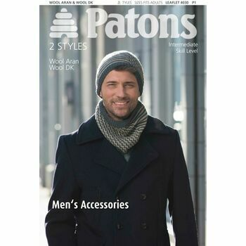 Patons Pattern - Men's Accessories