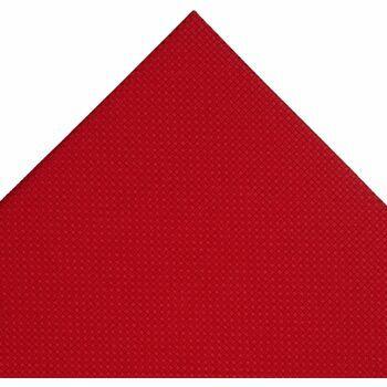 Stitch Gardens: Aida Needlecraft Fabric: 30 x 45cm: 14 Count: Red