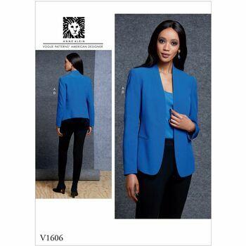 Vogue pattern V1606