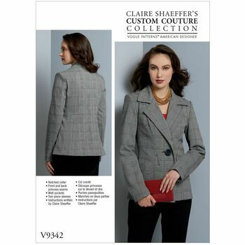 Vogue pattern V9342