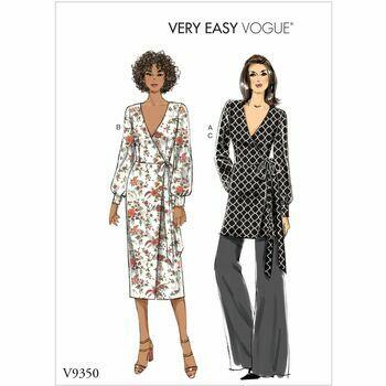 Vogue pattern V9350