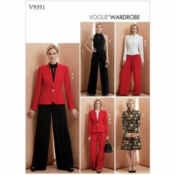 Vogue pattern V9351