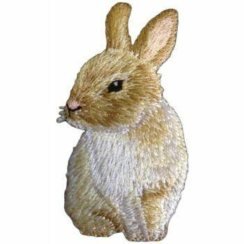 Trimits Iron on & Sew on Motifs - Bunny