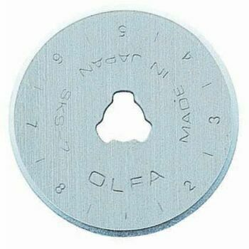 Olfa Replacement Rotary Blades (28mm) - Pack of 2
