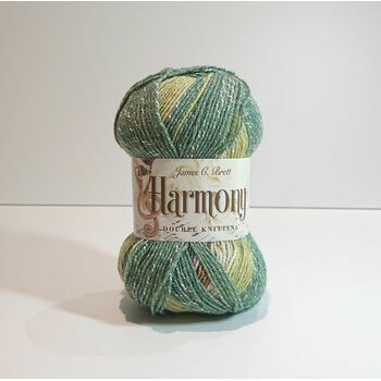 James C Brett Harmony DK Yarn - HY2 (100g)