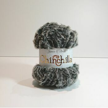 James C Brett Chinchilla Yarn CH05 (100g)