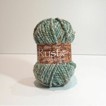 James C Brett Rustic Mega Chunky Yarn - CS18 (100g)