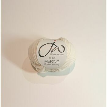 Jenny Watson Pure Merino Yarn - WM19 - 50g
