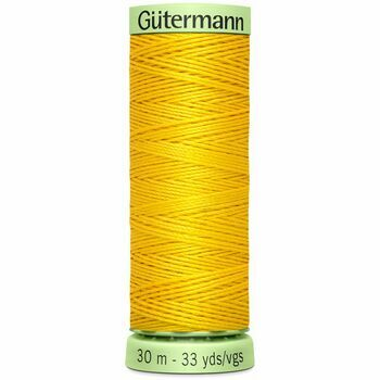 Gutermann Col. 106 Topstitch Polyester Thread (30m)