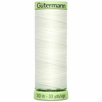 Gutermann Col. 111 Topstitch Polyester Thread (30m)