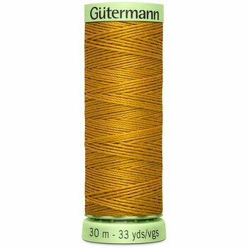Gutermann Col. 412 Topstitch Polyester Thread (30m)