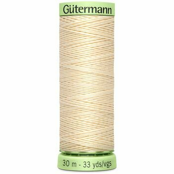 Gutermann Col. 414 Topstitch Polyester Thread (30m)
