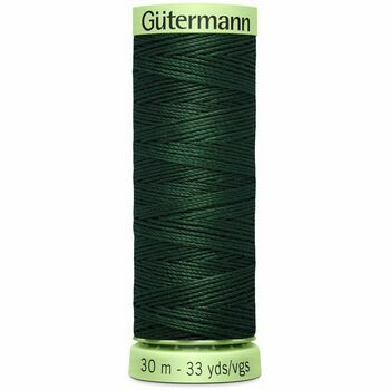 Gutermann Col. 472 Topstitch Polyester Thread (30m)