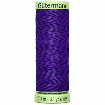 Gutermann Col. 810 Topstitch Polyester Thread (30m)