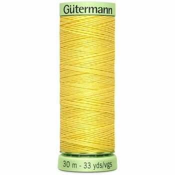 Gutermann Col. 852 Topstitch Polyester Thread (30m)