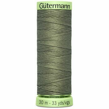 Gutermann Col. 824 Topstitch Polyester Thread (30m)