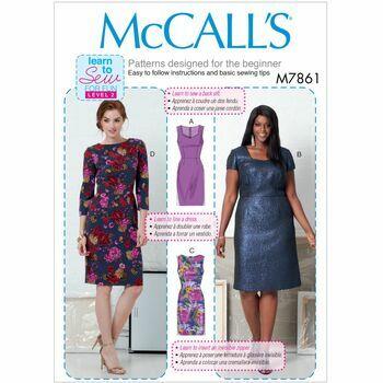 McCalls pattern M7861