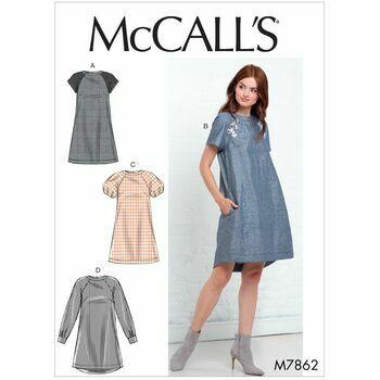 McCalls pattern M7862