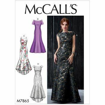 McCalls pattern M7865