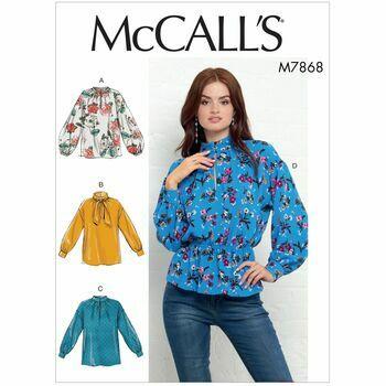 McCalls pattern M7868