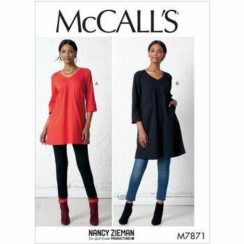 McCalls pattern M7871