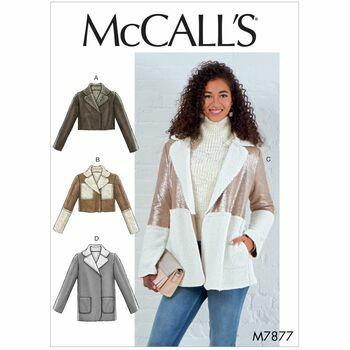 McCalls pattern M7877