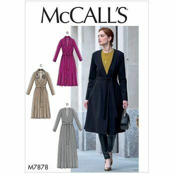 McCalls pattern M7878