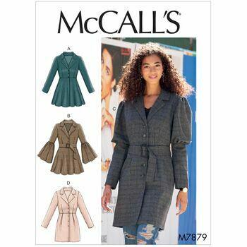 McCalls pattern M7879