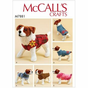 McCalls pattern M7881