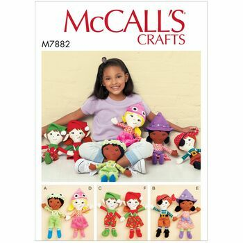 McCalls pattern M7882