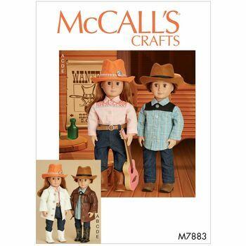 McCalls pattern M7883