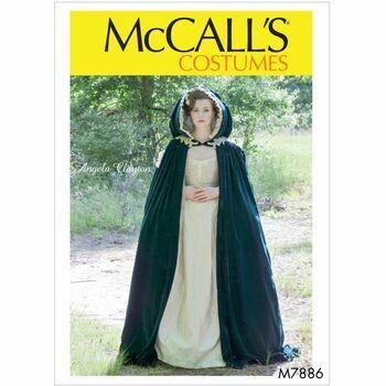 McCalls pattern M7886