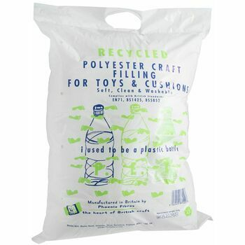 Groves Recycled Toy Filling / Stuffing (250g)