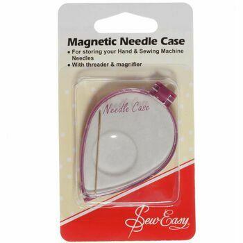 Sew Easy Magnetic Needle Case