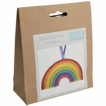 Trimits Make Your Own Felt Rainbow