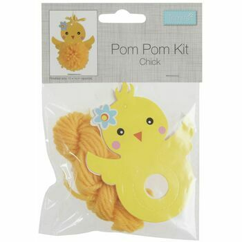 Trimits Pom Pom Kit - Chick