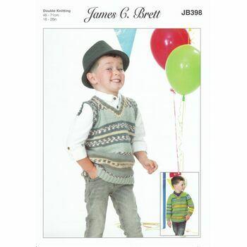 Brett Pattern DK JB398