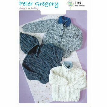 UKHKA Peter Gregory n.7192 Aran